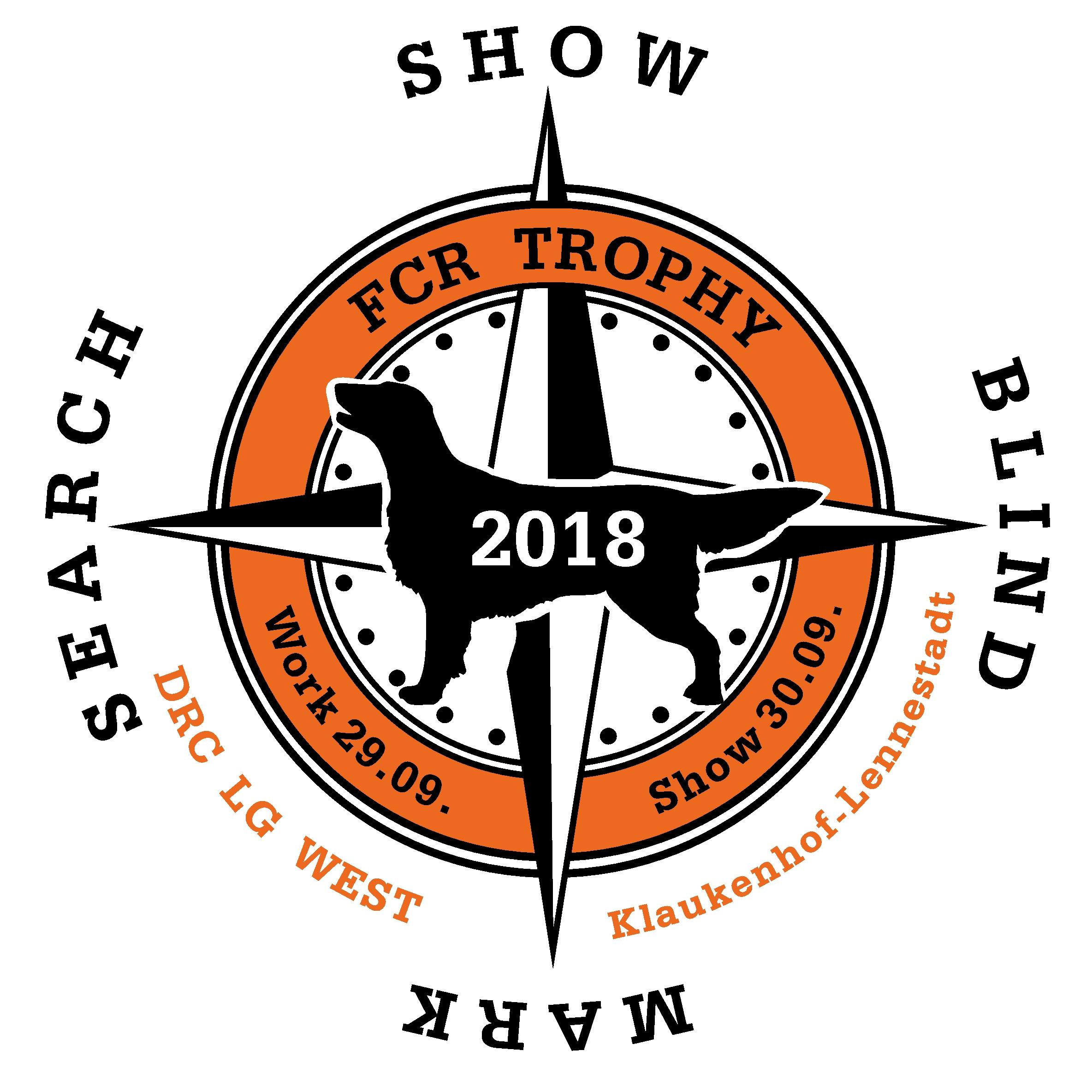 FCR-Trophy 2018 – wir sind dabei